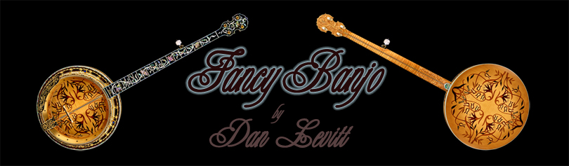 Title: Fancy Banjo by Dan Levitt